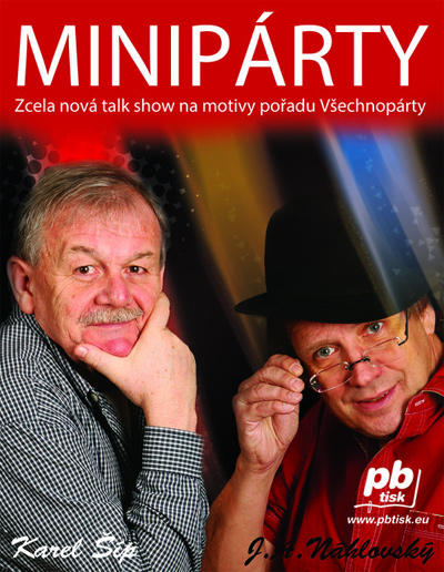 14.03.2018 - Minipárty s K.Šípem a J.A.Náhlovským - Uhříněves