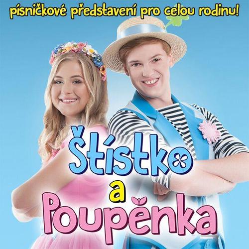Štístko a Poupěnka - Pro děti / Praha
