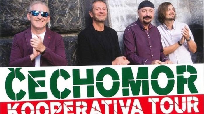 27.04.2018 - ČECHOMOR: Kooperativa tour 2018 / Šumperk