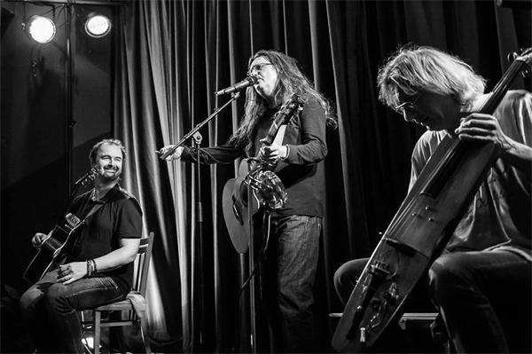 17.05.2018 - Ivan Hlas trio - Koncert / Kladno