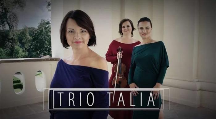 20.03.2018 - TRIO TALIA a Martina Kociánová - Jičín