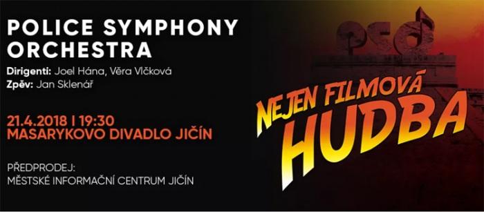 21.04.2018 - Police Symphony Orchestra - Koncert / Jičín