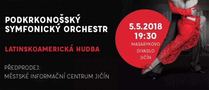 05.05.2018 - Podkrkonošský symfonický orchestr - Jičín
