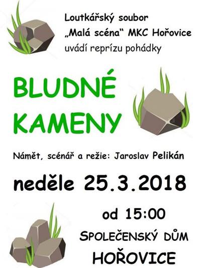 Bludné kameny - Pro děti / Hořovice