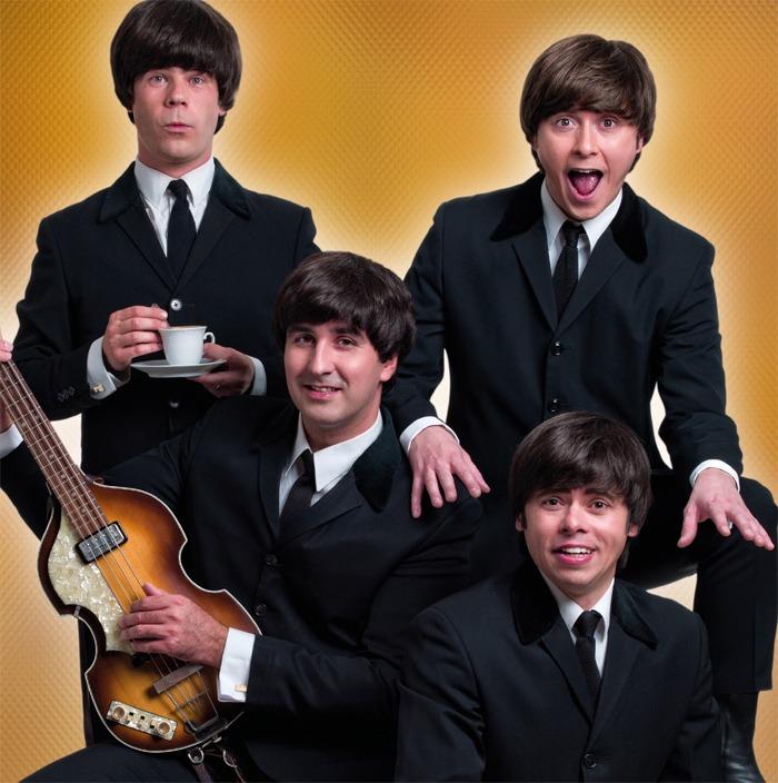 Sono Beatles Night with The Backwards - Brno