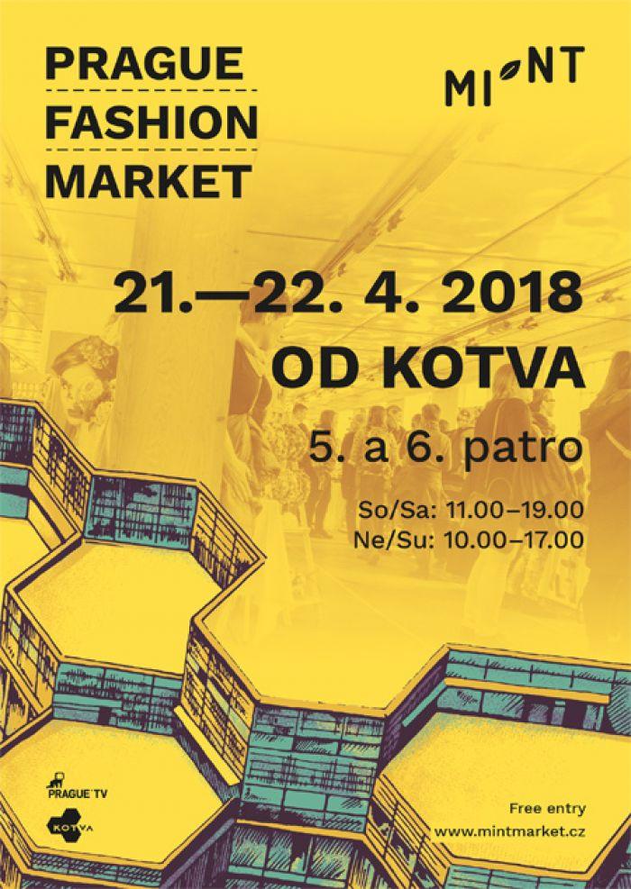 21.04.2018 - MINT: Prague Fashion Market 21 - Praha