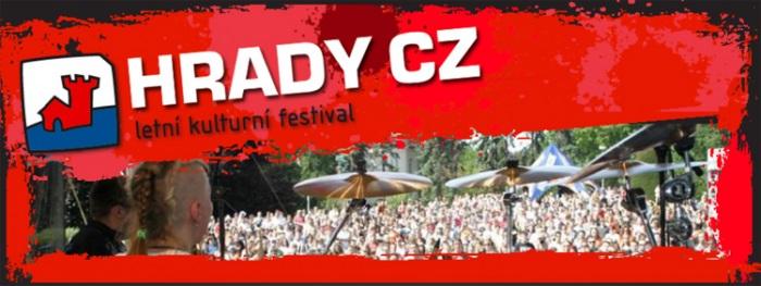 Letní kulturní festival Hrady.cz -  Hradec nad Moravicí