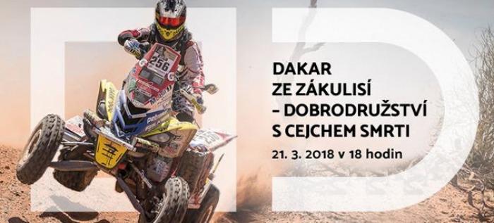 Dakar ze zákulisí  - Mladá Boleslav