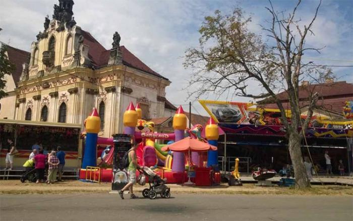 Anenská pouť - Mnichovo Hradiště