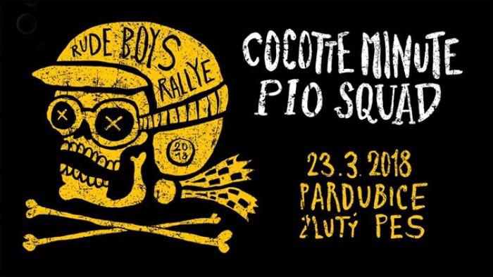 Cocotte Minute + Pio Squad - Pardubice