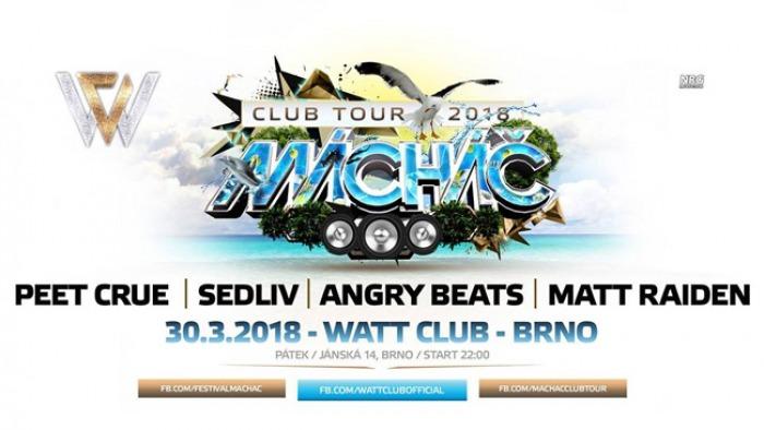 Mácháč Club Tour 2018 - Brno