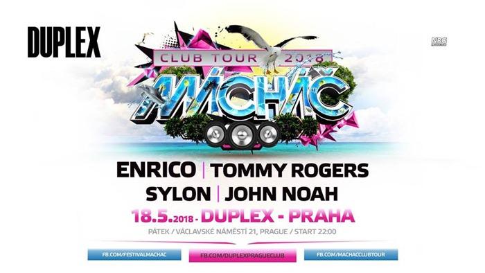 18.05.2018 - Mácháč Club Tour 2018 - Praha