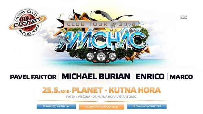 Mácháč Club Tour 2018 - Kutná Hora
