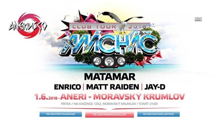 Mácháč Club Tour 2018 - Moravský Krumlov