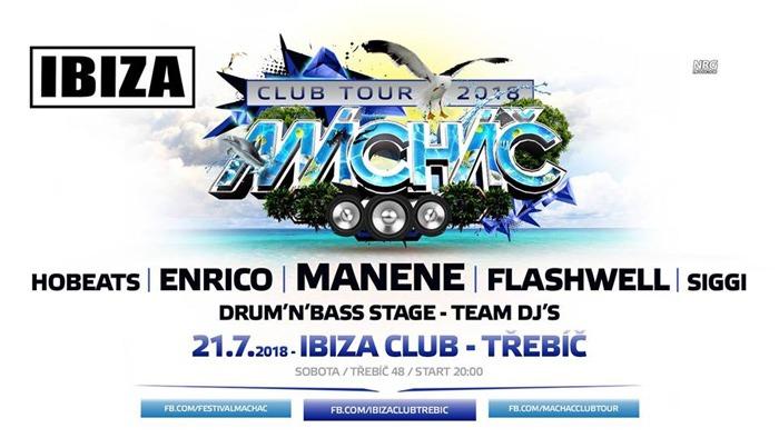 Mácháč Club Tour 2018 - Mikulovice