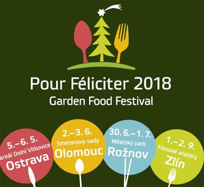 Garden Food Festival 2018 - Rožnov pod Radhoštěm