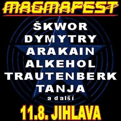 Magmafest Jihlava 2018