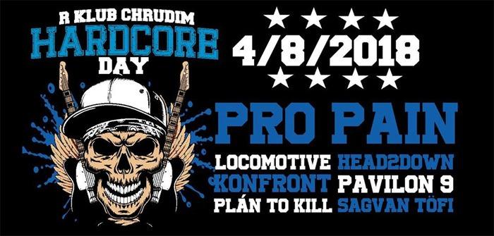 Hardcore day v R Klubu / Chrudim