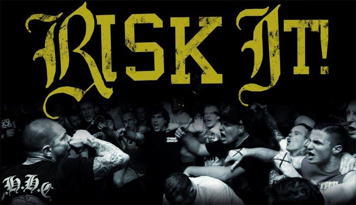 RISK IT! HC, Německo, Mad Rabbits HC, CZ / Chrudim