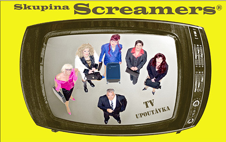 26.04.2018 - Screamers - TV upoutávka / Havlíčkův Brod