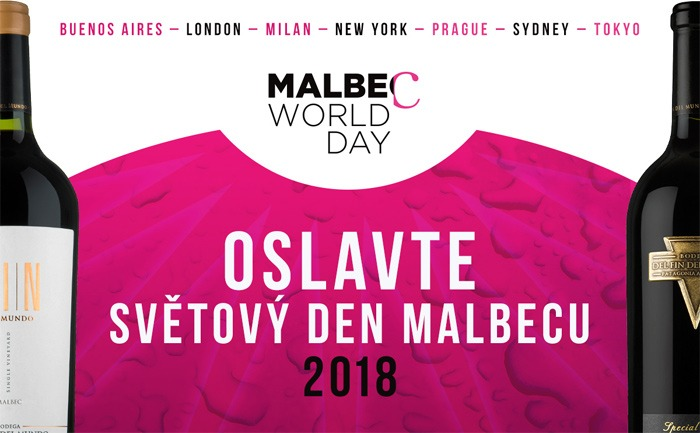 17.04.2018 - SVĚTOVÝ DEN MALBECU - Praha