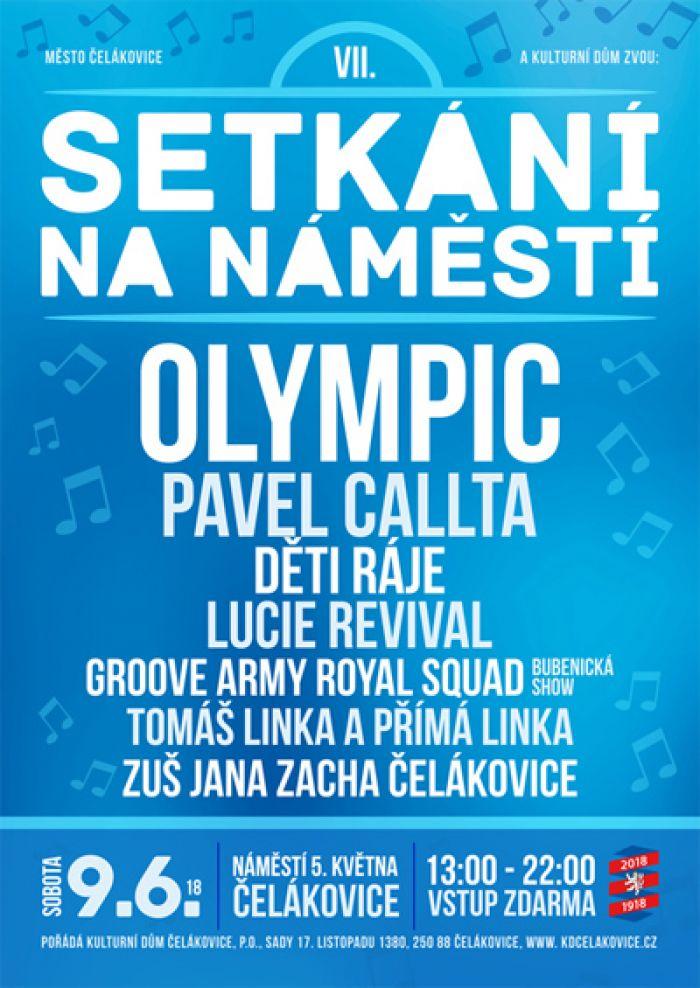 VII. Setkání na náměstí - Čelákovice