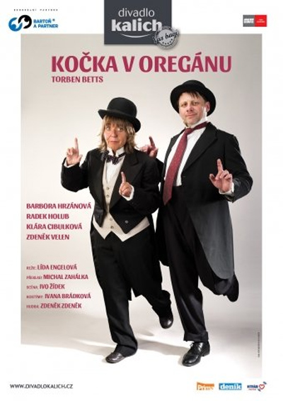 KOČKA V OREGÁNU - Divadlo / Havlíčkův Brod