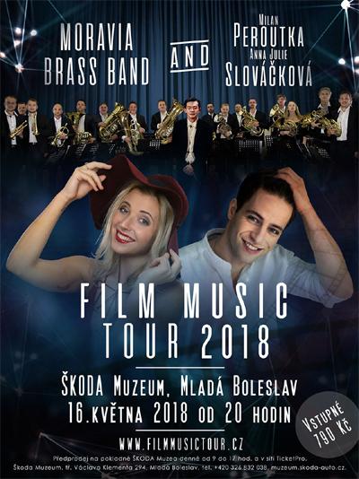 FILM MUSIC TOUR - Mladá Boleslav