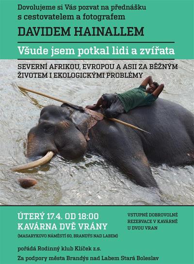 17.04.2018 - Všude jsem potkal lidi a zvířata - Brandýs nad Labem