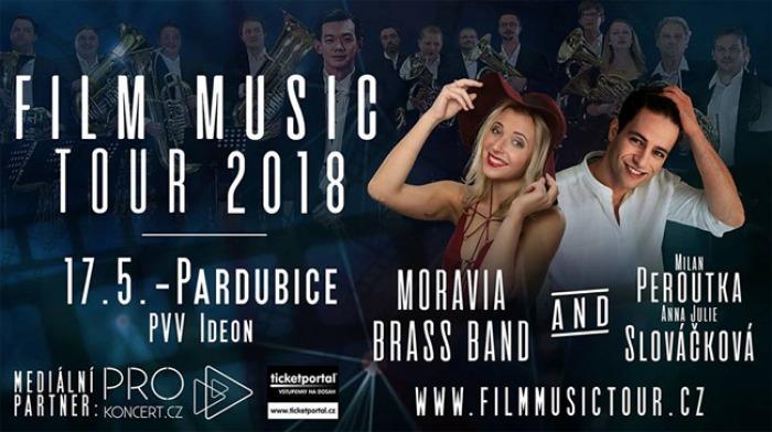 17.05.2018 - Film Music Tour 2018 - Pardubice
