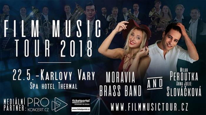 Film Music Tour 2018 - Karlovy Vary