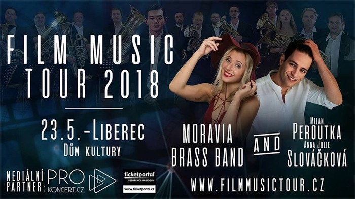 Film Music Tour 2018 - Liberec