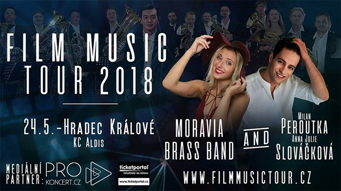 Film Music Tour 2018 - Hradec Králové
