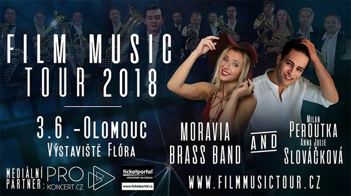 Film Music Tour 2018 - Olomouc