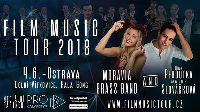 Film Music Tour 2018 - Ostrava