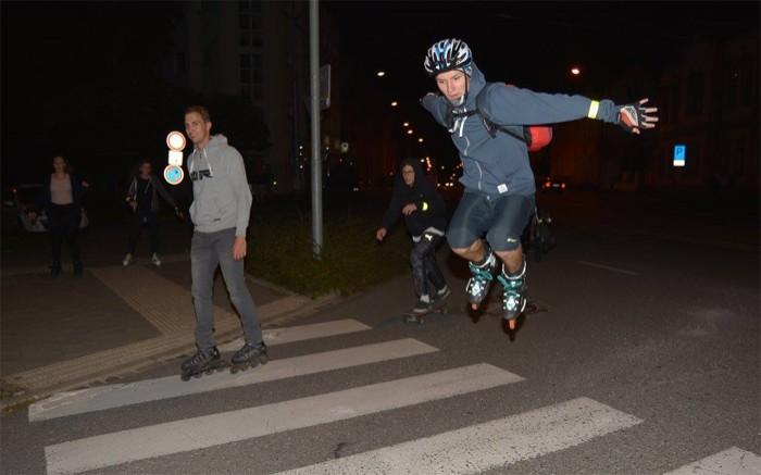 27.04.2018 - TEMPISH Night Skate - Olomouc
