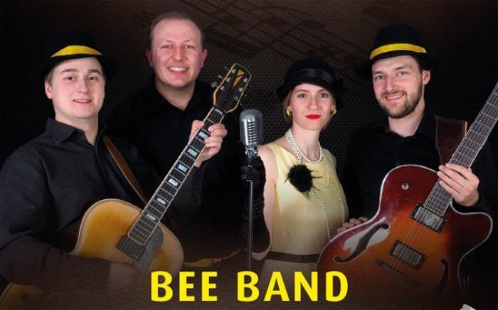 BEE BAND jazz a swing / Jihlava