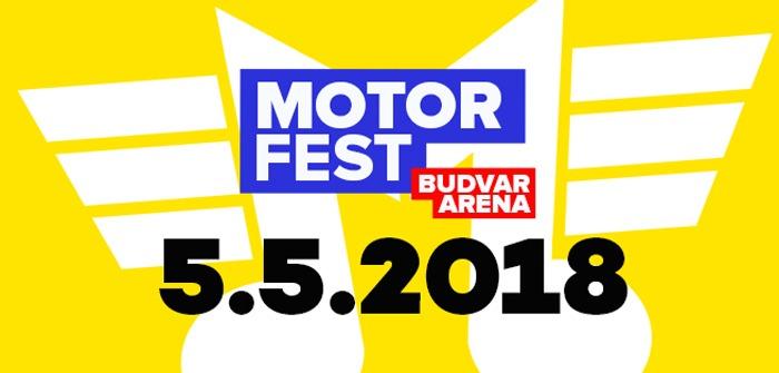 Motorfest 2018 - České Budějovice