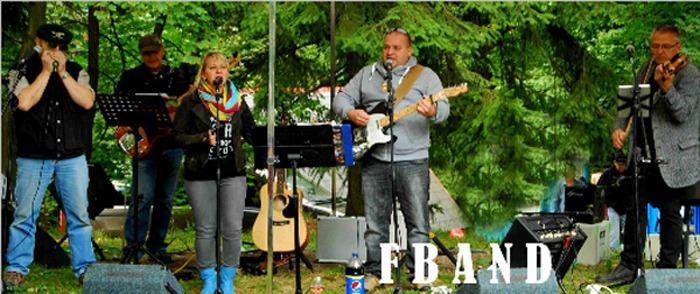 FBAND M. Ferlese - Koncert / Čelákovice