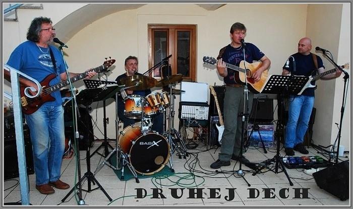 DRUHEJ DECH - Koncert / Čelákovice