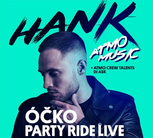 26.05.2018 - ATMO music/Hank - ÓČKO Party Ride / Uhlířské Janovice