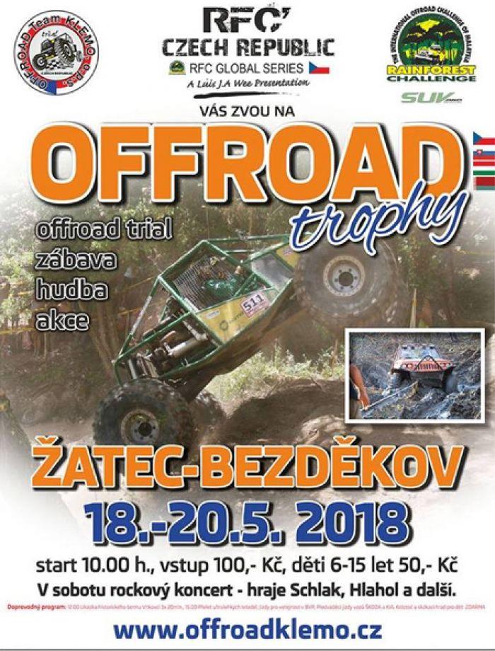 18.05.2018 - OFFROAD TROPHY 2018 - Bezděkov u Žatce