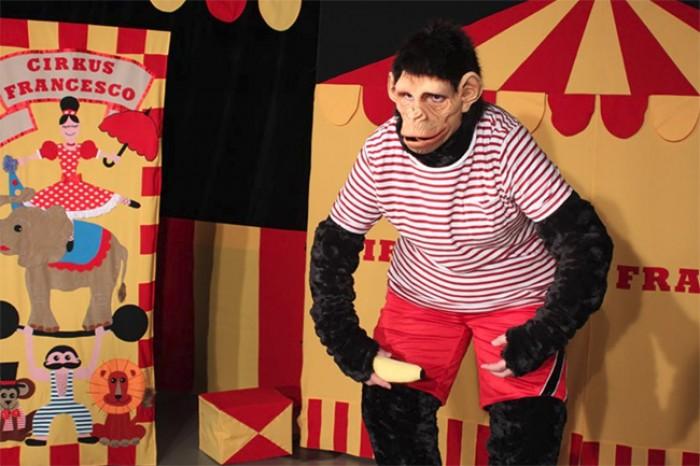 23.05.2018 - Cirkusácká pohádka - Pro děti / Slaný