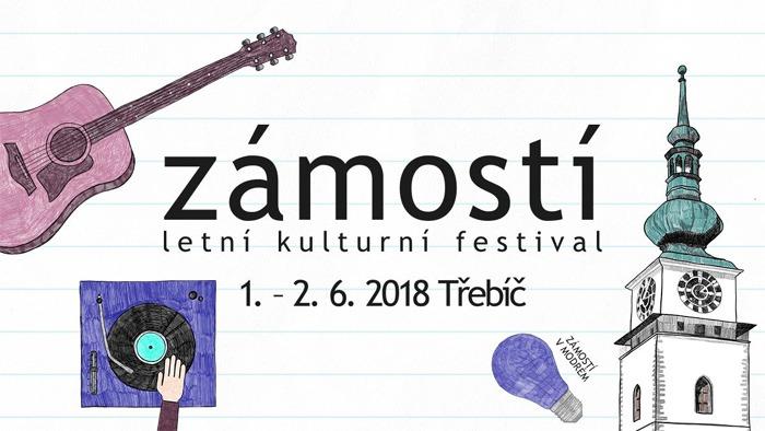 Zámostí 2018 - Třebíč