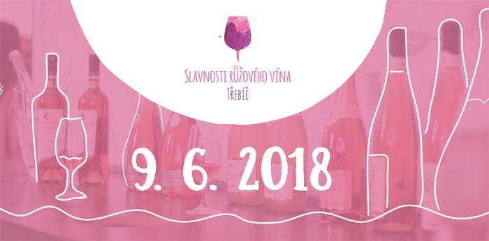 Slavnosti růžového vína - IV. ročník / Třebíč