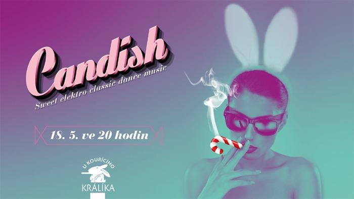 18.05.2018 - Candish - Koncert / Brno