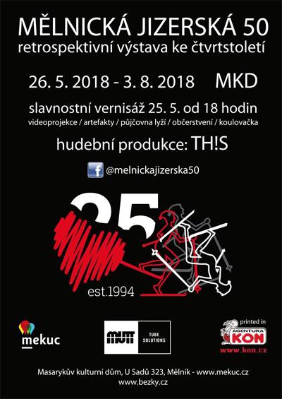 Mělnická Jizerská 50 - Výstava / Mělník
