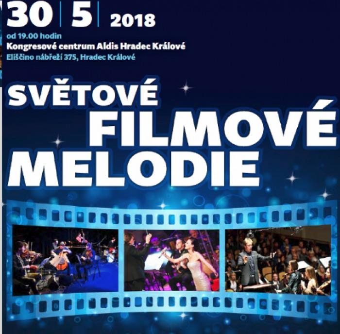 30.05.2018 - SVĚTOVÉ FILMOVÉ MELODIE / Hradec Králové