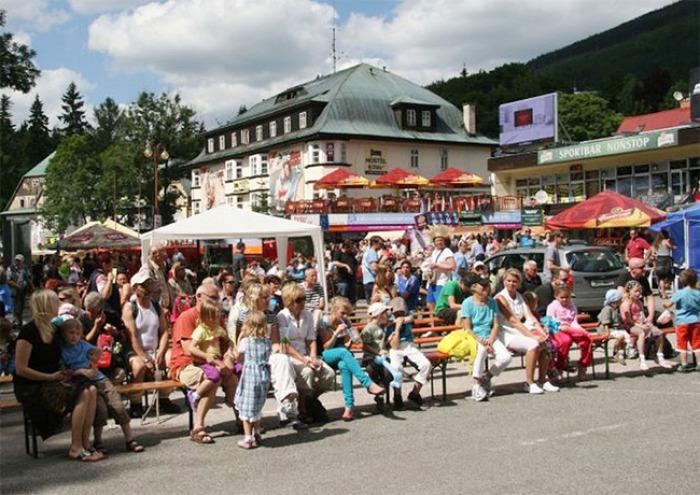 Festival úsměvů - Špindlerův Mlýn