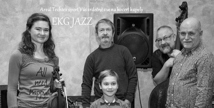 EKG JAZZ - Koncert / Hostinné